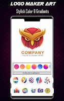 Logo Maker Free - 3D Logo Creator, Logo Design Art