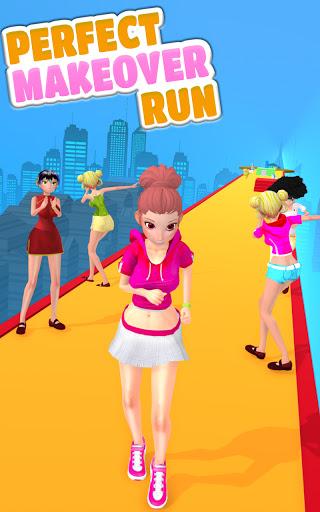 Perfect Makeover Run Challenge screenshots 1