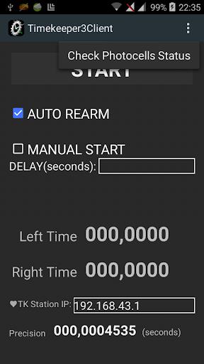 timekeeper3client screenshot 1
