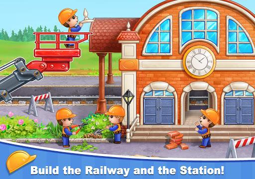 Building and Train Games for Kids Kindergarten apktram screenshots 8