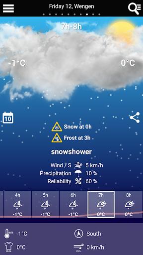 Swiss Weather 1.7.0.19 Screenshots 1