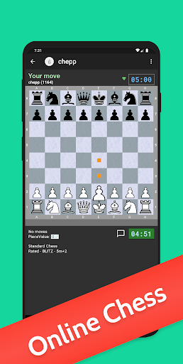Chess Time Live - Free Online Chess 1.0.147 screenshots 2