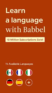Babbel – Learn Languages – Spanish, French  More Apk Download 3