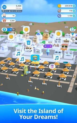Santorini: Pocket Game  screenshots 11