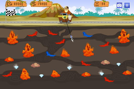 Gold Miner World Tour: Gold Rush Puzzle RPG Game apktram screenshots 2