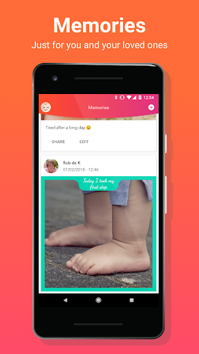 Boky - Baby Diary 0.2.2 Screenshots 2