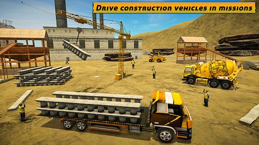 City Bridge Builder: Flyover Construction Game  screenshots 4