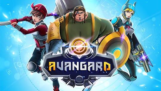 Avangard: Real Strategy Battle MOD APK 0.13.11 (No Ads) 1