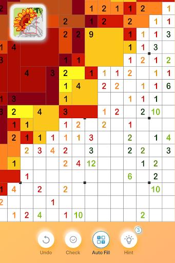Happy Pixel Puzzle: Free Fun Coloring Logic Game filehippodl screenshot 18
