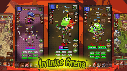 Infinite Arena 1.2.1 screenshots 7