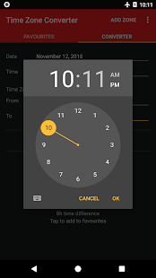 Time Zone Converter - World Time Zones - Clock