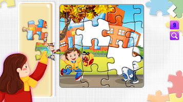 Kids Puzzles Game