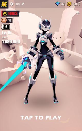 Slash & Girl - Endless Run 1.59.5026 screenshots 1
