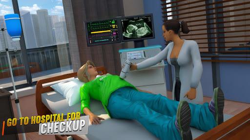 Virtual Mother Simulator 3D  screenshots 2