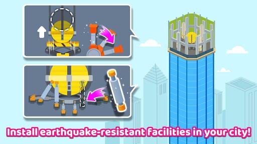 Baby Panda's Earthquake-resistant Building  Screenshots 4