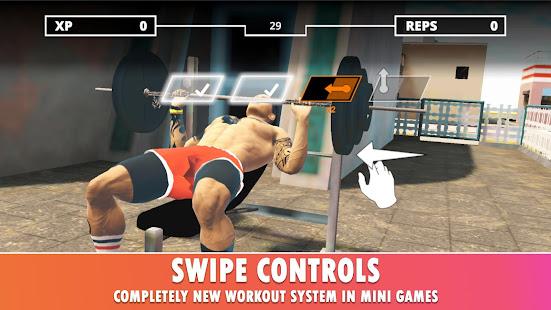 Iron Muscle - Be the champion /Bodybulding Workout 0.821 Screenshots 2