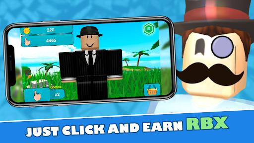 RoClicker - Free Robux 1.2.1 screenshots 1