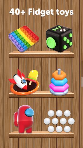 ASMR Toys 3D - Fidget Pop, AntiStress & Satisfying 14 screenshots 6