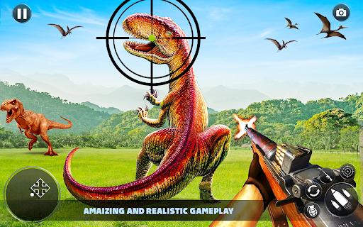 Real Wild Animal Hunter: Dino Hunting Games 1.22 screenshots 4
