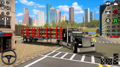 American truck driver simulator: USA Euro Truck Apkfinish screenshots 11