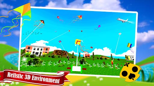 Basant The Kite Fight 3D : Kite Flying Games 2021 1.0.7 screenshots 8