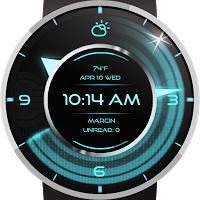 Countdown - Watch Face for Wear OS by Google