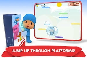 Pocoyo Arcade Mini Games - Casual Game for Kids