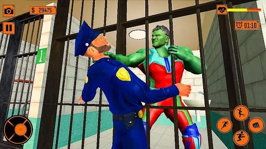Grand Monster Prison Escape 1