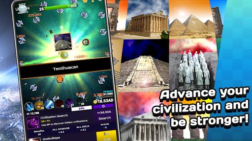 Contact Origin: Idle Strategy RPG screenshots 4