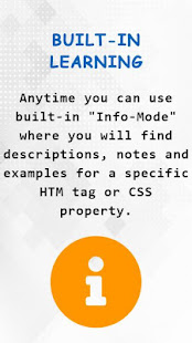 HTML CSS Live Code Editor & Learning