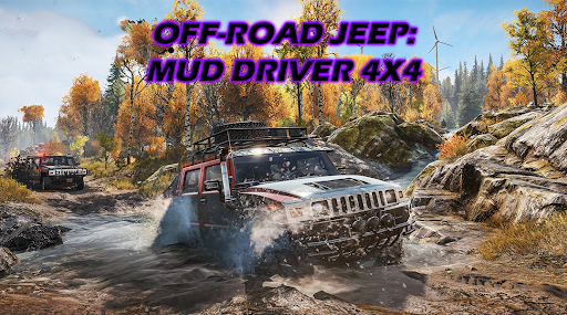 Off-road jeep: Mud driver 4x4 https screenshots 1