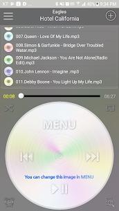 MePlayer Music Premium Cracked Apk 4