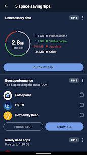 تحميل سي كلينر للاندرويد Apk تطبيق تسريع الموبايل CCleaner 4