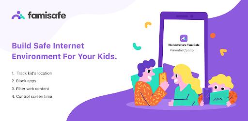 Parental Control App & Location Tracker - FamiSafe .APK Preview 0
