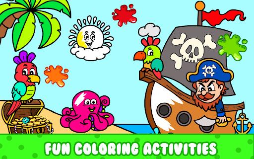 Balloon Pop Kids Learning Game Free for babies  screenshots 8