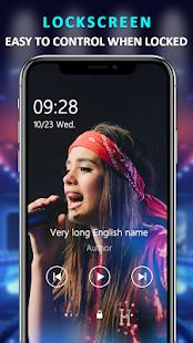 KX-Musik-Spieler Pro Screenshot