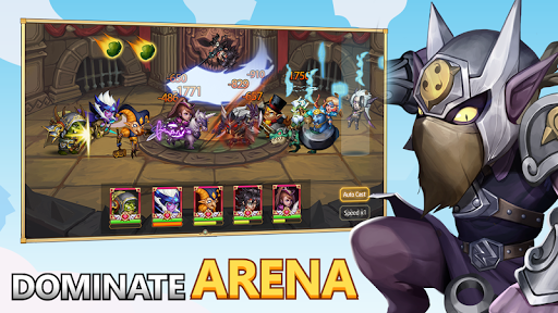 Heroes Legend - Idle Battle War 2.2.6 screenshots 12