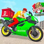 Moto Pizza Delivery: Free Bike Game