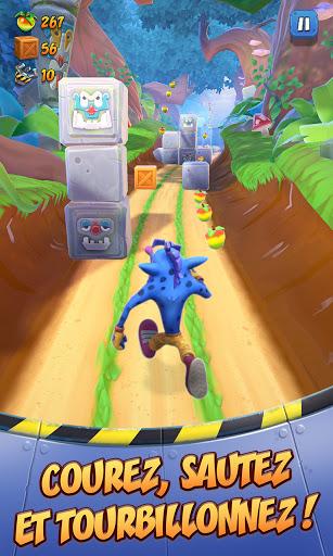 Code Triche Crash Bandicoot: On the Run! (Astuce) APK MOD screenshots 3