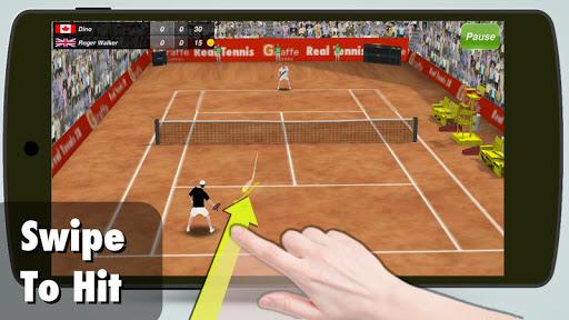 Tennis Champion 3D - Online Sports Game APK MOD – Monnaie Illimitées (Astuce) screenshots hack proof 1