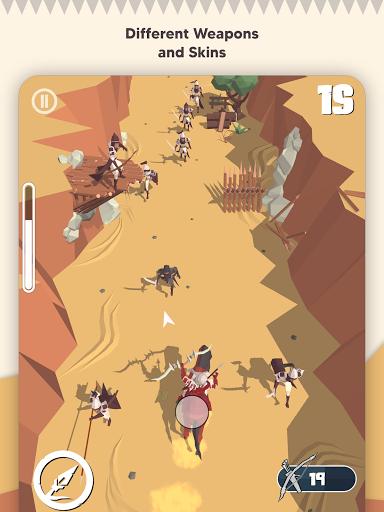 Ride to Victory - Ottoman War Endless Run 1.5.0 screenshots 13