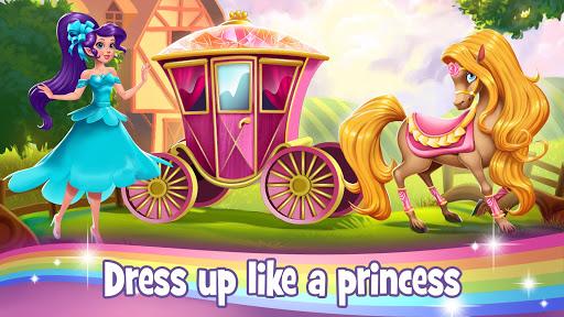 Tooth Fairy Horse - Caring Pony Beauty Adventure  Screenshots 14