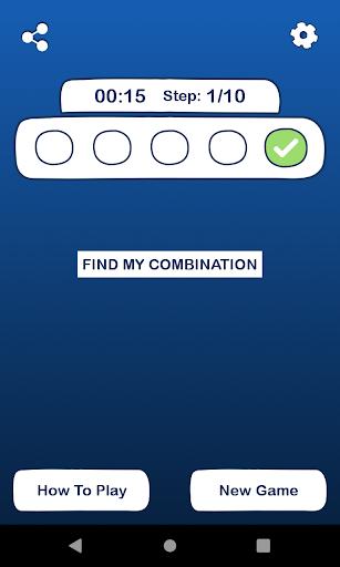 Find combination  Screenshots 2