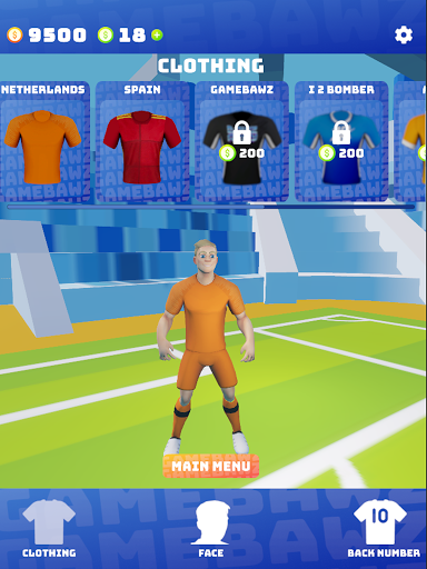 Euro Kick Cup  screenshots 11