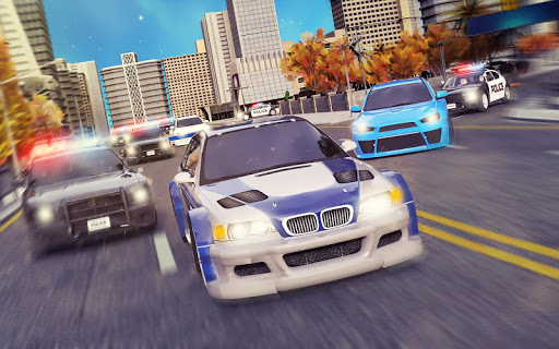 Police Car Chase - Mission 2020 Escape Game android2mod screenshots 1