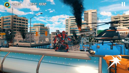 Iron Avenger - No Limits apkpoly screenshots 3