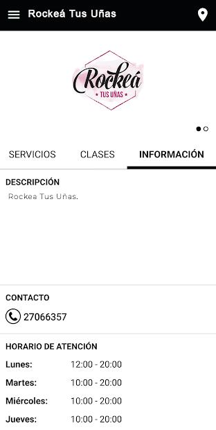 Rockéa tus uñas screenshot 2