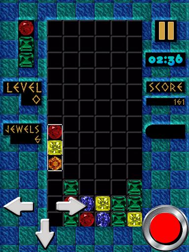 Jewels Columns (match 3) 2.1.1 screenshots 14