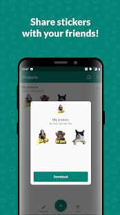 Sticker Studio - WhatsApp Sticker Maker