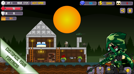 Zombie Craft Survival-Survive the dead apocalypse  screenshots 5